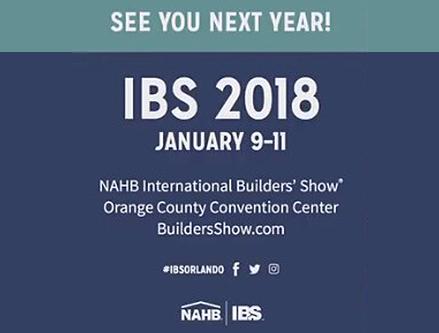 2018 1BS 美国国际建筑材料居览会