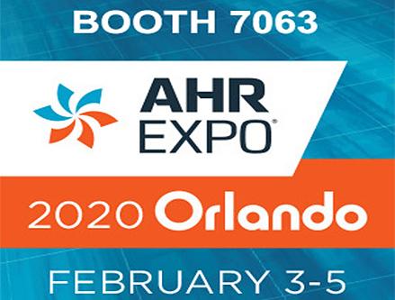 2020 AHR EXPO美国国际空调暖通制冷展